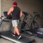 40 min Treadmill Ladder Run